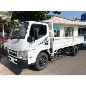 Xe tải Fuso Canter 6.5 - Thùng lửng - Tải 3.49 tấn