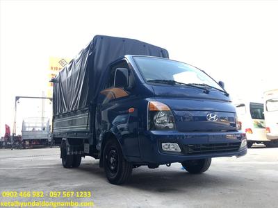 Xe Tải Hyundai H150 1.5 Tấn - Nhập Khẩu