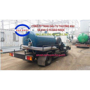 Bán xe hút chất thải 2 khối hyundai N250