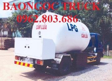 xe hyundai hd800 chở 9 m3 lpg