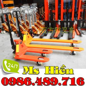 Xe kéo pallet 3 tấn nhập khẩu chính hãng tại Hoàng Mai Hà Nội giá siêu rẻ