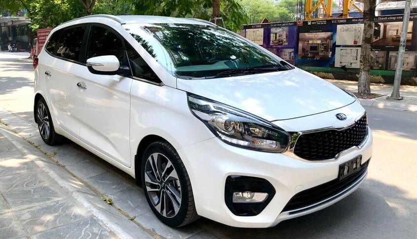 Xe KIA Rondo 7 chỗ giá rẻ tại Việt Nam