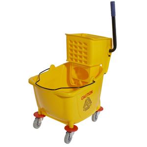 Xe làm vệ sinh 1 xô HiClean HC 070