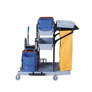 Xe làm vệ sinh phòng khách sạn bệnh viện HiClean HC173