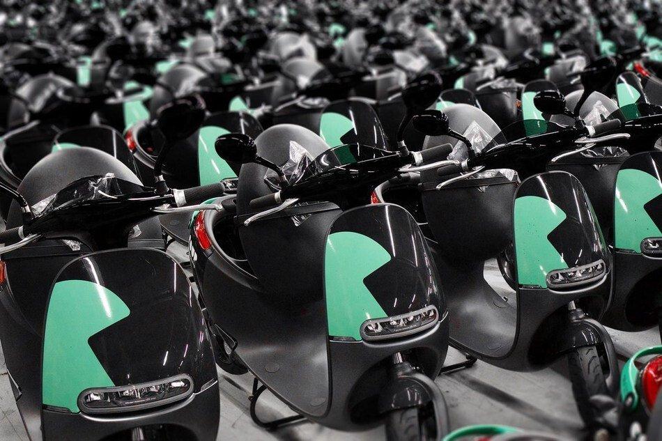 Xe điện được cho là giải pháp giao thông hữu hiệu cho các đô thị lớn. Ảnh: cleantechasia.