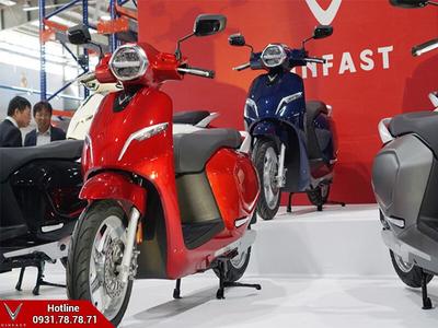 Xe máy điện VinFast Klara có giá 21-54 triệu đồng/chiếc