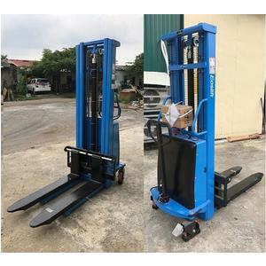 Xe nâng bán tự động 1.5 tấn 3 mét Eoslift nhập khẩu chính hãng