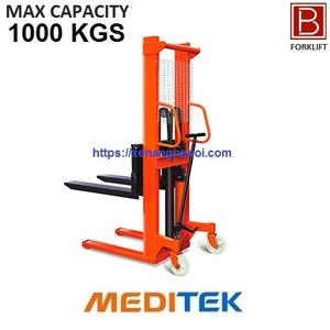 Xe nâng tay cao D1.0 tải trọng 1000kg
