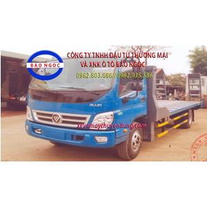 Xe nâng đầu chở máy 7 tấn thaco ollin 720