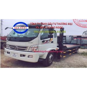 Xe nâng đầu chở máy công trình thaco ollin 950A tải trọng 8,8 tấn