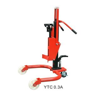 Xe nâng di chuyển phi (phuy) YTC 0.3A