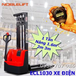 XE NÂNG ĐIỆN CAO 1000KG /NÂNG CAO 3200MM