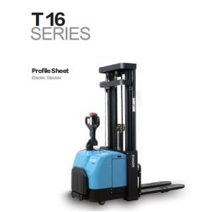 Xe nâng điện cao đứng lái T16 Series