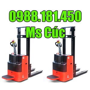 Xe nâng điện đứng lái 1.5 tấn cao 2m CTQN15/20 hiệu Niuli