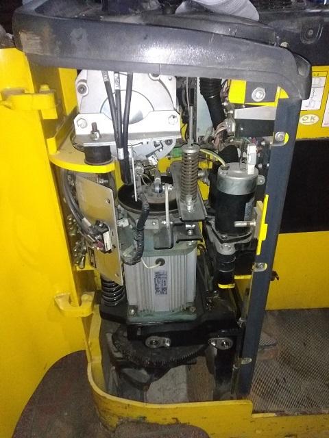 xe nâng điện 1 tấn komatsu, động cơ xe nâng điện komatsu, xe nâng điện komatsu, giá motor xe nâng komatsu,