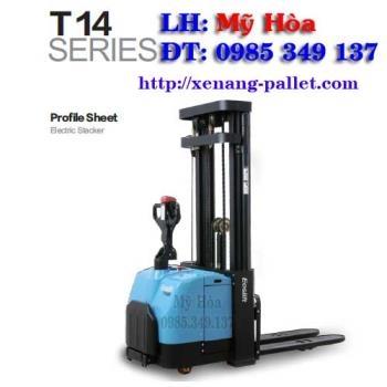 XE NÂNG ĐIỆN ĐỨNG LÁI T14 Series