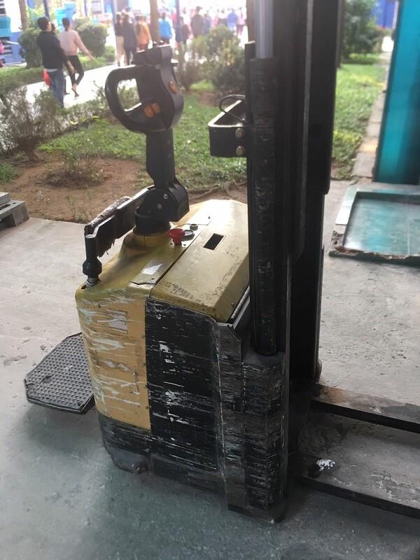 Linh kiện phụ tùng xe nâng điện Heli- Hang cha