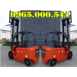 Xe nâng điện ngồi lái 2 tấn 3 mét giá rẻ nhập khẩu chính hãng.