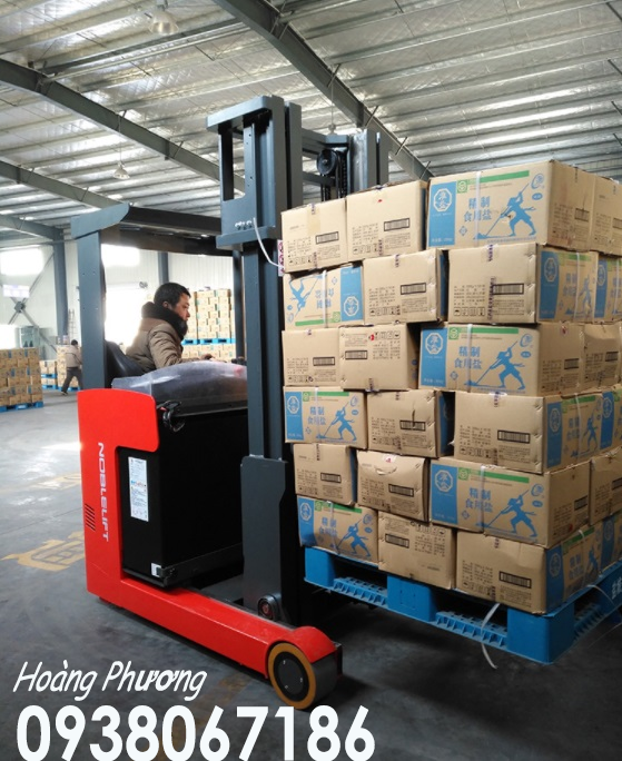 Xe Nâng Điện Reach Truck - Xe Nâng Tầm Cao RT20 - Hotline: 0938067186