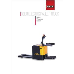 Xe nâng điện tải nâng 3000kg độ cao nâng 200mm Model RPT30