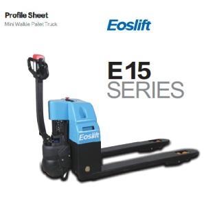 Xe nâng điện thấp E15