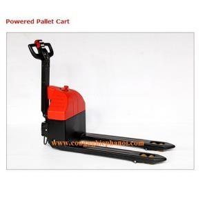 Xe nâng điện thấp Powered Pallet Cart