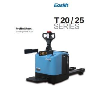 Xe nâng điện thấp T20&25