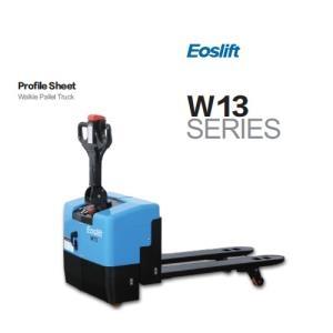 Xe nâng điện thấp W13
