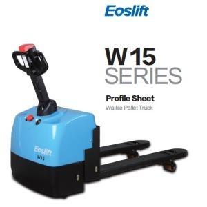 Xe nâng điện thấp W15