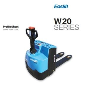 Xe nâng điện thấp W20