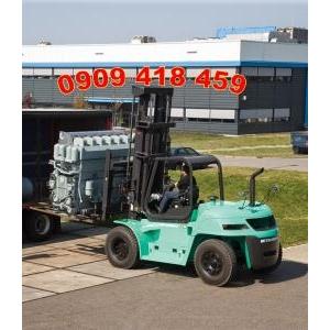 Xe nâng động cơ diesel 4 tấn đến 5,5 tấn Mitsubishi