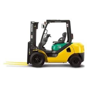 Xe nâng hàng - Cấu tạo chung và cơ cấu hoạt động
