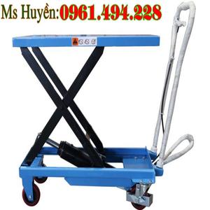 Xe nâng mặt bàn 150 kg TA15 eoslift -mỹ giá rẻ tại Hồ Chí Minh và Hà Nội