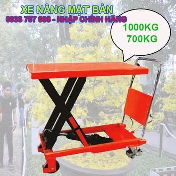 XE NÂNG BÀN NOBLIFT - GERMANY 500 KG
