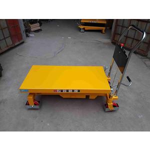Xe nâng mặt bàn tải trọng 1000kg Model PT1000B