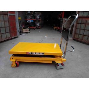 Xe nâng mặt bàn tải trọng 300kg Model PT300B