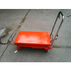 Xe nâng mặt bàn tải trọng 500kg Model WP500