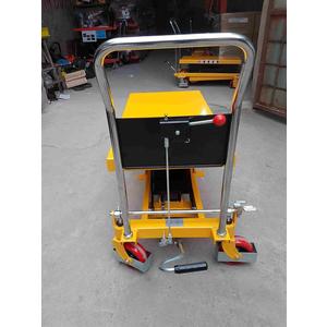 Xe nâng mặt bàn tải trọng 800kg Model PT800B
