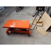 Xe nâng mặt bàn tải trọng 800kg Model WP800