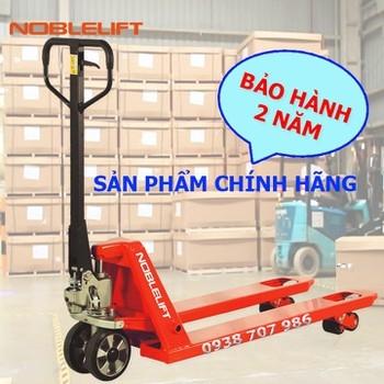 XE NÂNG TAY 2.5 TẤN - NOBLELIFT