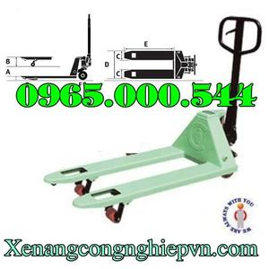 Xe nâng tay 2.5 tấn OPK chất lượng giá tốt giao nhanh