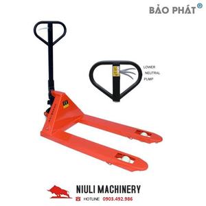 Xe nâng tay 3.5 tấn (Model: AC35M/S) Hãng Niuli China