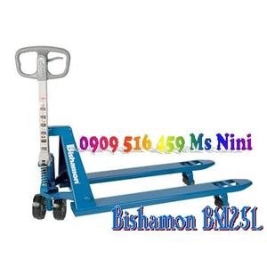 Xe nâng tay Bishamon BM25L, Xe nâng tay Bishamon 2.5 tấn càng hẹp