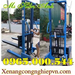 Xe nâng tay cao 1.5 tấn 1.6m 2m 3m giá rẻ nhất