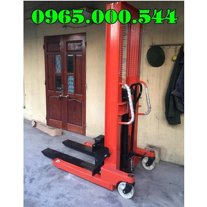 Xe nâng tay cao 3 tấn 1.6 mét giá rẻ nhập khẩu chính hãng.