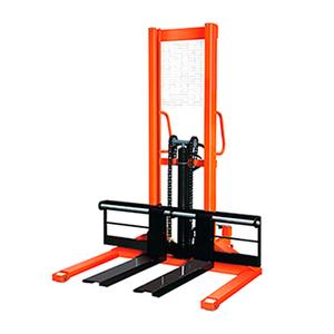 Xe nâng tay cao chân khuỳnh 1 tấn cao 1.6M HS10/16W