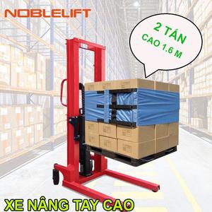 XE NÂNG TAY CAO NIULI 1.5 TẤN