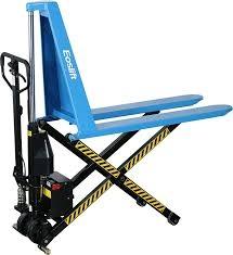 xe nâng tay cắt kéo điện 1 tấn, mua nâng tay bậc thang bằng điện,