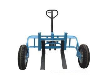 Xe nâng tay địa hình DBA-W