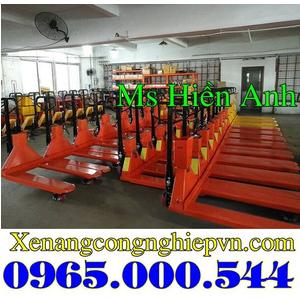 Xe nâng tay gắn cân tại Bắc Ninh giá rẻ 2 tấn 2.5 tấn 3 tấn